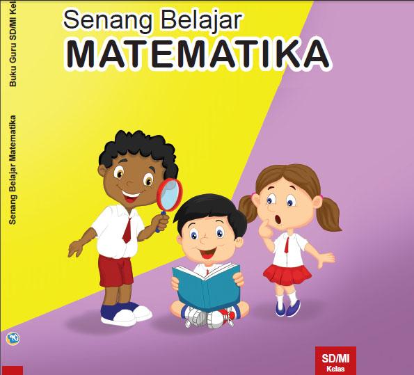 Download Buku Guru Dan Siswa Kelas 4 Mapel Matematika K13 Revisi 2018