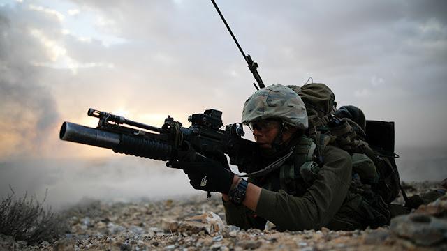 Israel da inicio a cinco días de ejercicios militares entre Gaza y Cisjordania