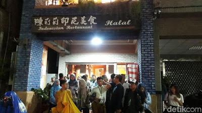 TKW dari Pare Kediri Sukses Jadi Pengusaha di Taiwan