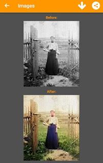 Black and White Photo Colorizer PRO v1.3.92 APK