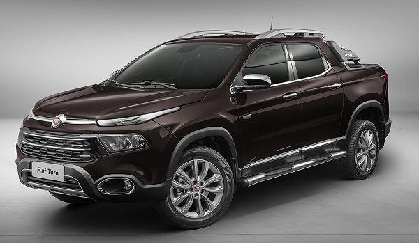 Ficha Técnica Fiat Toro 2.0 Diesel (2020)