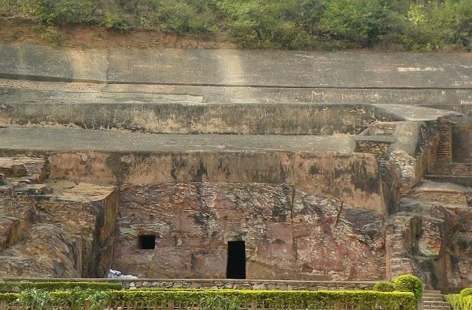 Hidden Treasure of Son Bhandar Caves