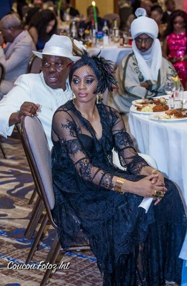 Beautiful new photos of billionaire wife, Shade Okoya