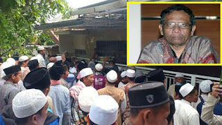 Video Viral.. Rumah Mahfud MD yang Di Madura Digerebek Warga, Tidak Terima Pemanggilan HRS