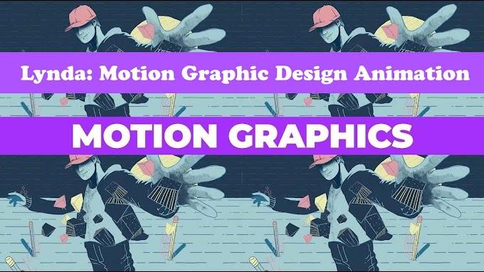 Lynda: Motion Graphic Design Animation