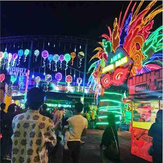 Wisata Batu Night Spectacular (BNS) Malang