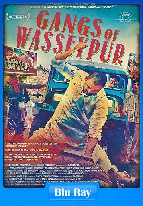 Gangs Of Wasseypur 2 2012 Hindi 720p BRRip x264 | 300MB 480p | 100MB HEVC