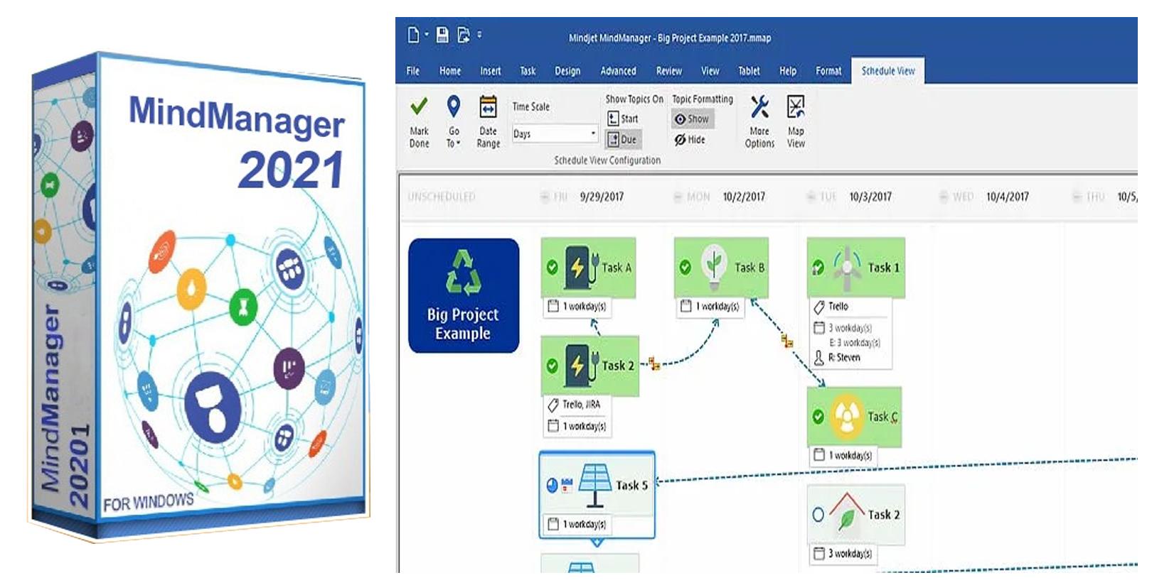 Cara Install Mindjet MindManager 2021 Full Version