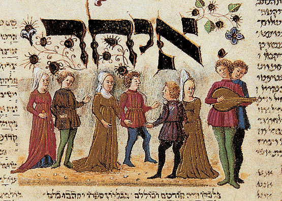 Storia della danza in pillole - La danza nel Cinquecento