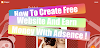 Create Free Website And Earn Money in 2020
