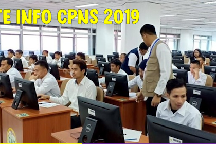 Update Info CPNS | BKN: Jadwal Pendaftaran CPNS 2019 Dibuka Usai Pelantikan Kabinet | Berikut Syarat-Syarat mengikuti Tes CPNS dan PPPK