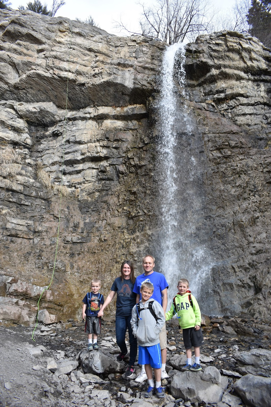 Ockey Family Adventures: Jonny Appleseed Day