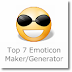 Top 7 Emoticon Maker/Generator