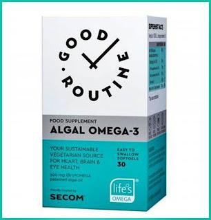 algal omega 3 secom pareri forum efecte adverse