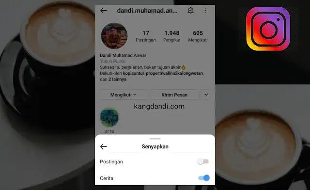 4 Cara Mengaktifkan Notifikasi (Unmute) Seseorang di Instagram