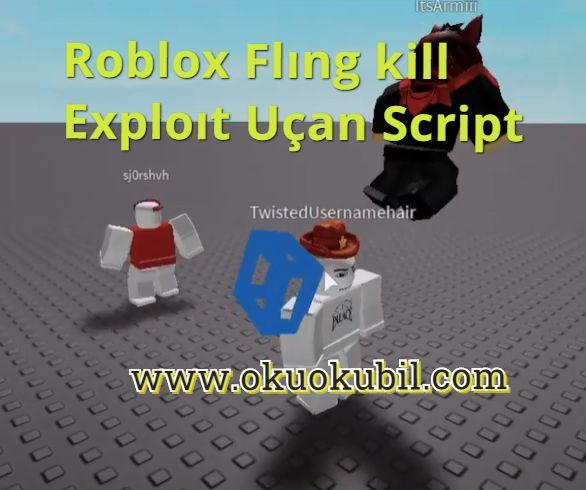 Roblox Flıng kill Exploıt Uçan Script vitrini Hilesi İndir 2020 Tüm Oyunlar
