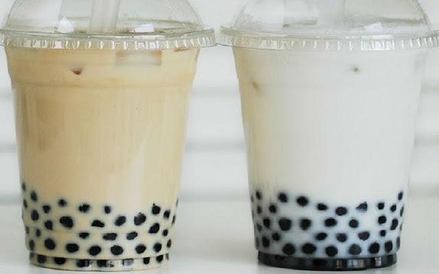 Trà sữa - món độc có thể chống chọi với cái nóng của mùa hè