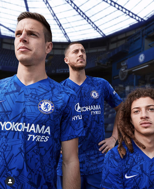 Chelsea FC 2019/20 New Home Kit