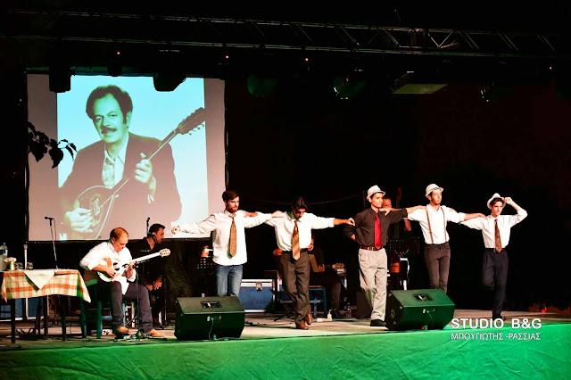 Με επιτυχία έκλεισε το 5ο Μουσικό Φεστιβάλ Μανώλης Χιώτης στο Ναύπλιο (βίντεο)