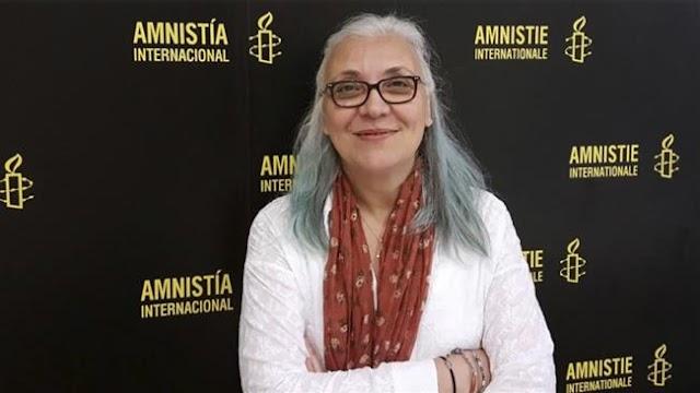 Turkish prosecutors seek prison terms for Amnesty International Turkey Idil Eser, 10 other activists