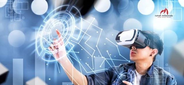 Dunia Virtual Tanpa Limit Akankah Menjadi The New Normal?