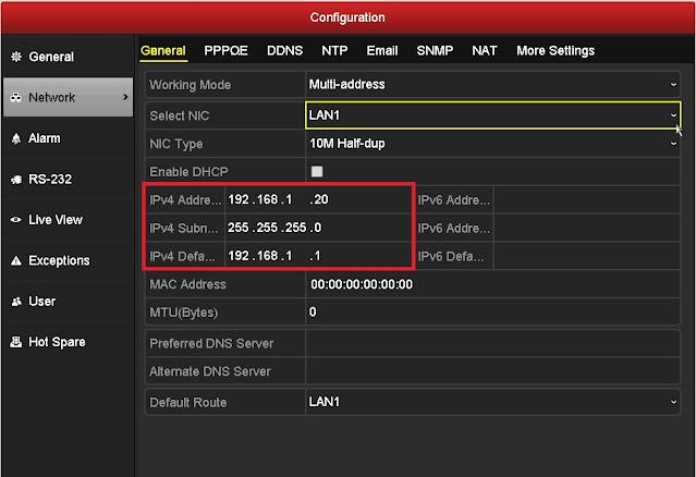Cara setting DDNS CCTV Hikvision Dengan mudah