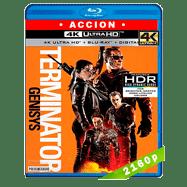 Terminator Génesis (2015) HDR Ultra HD BDREMUX 2160p Latino