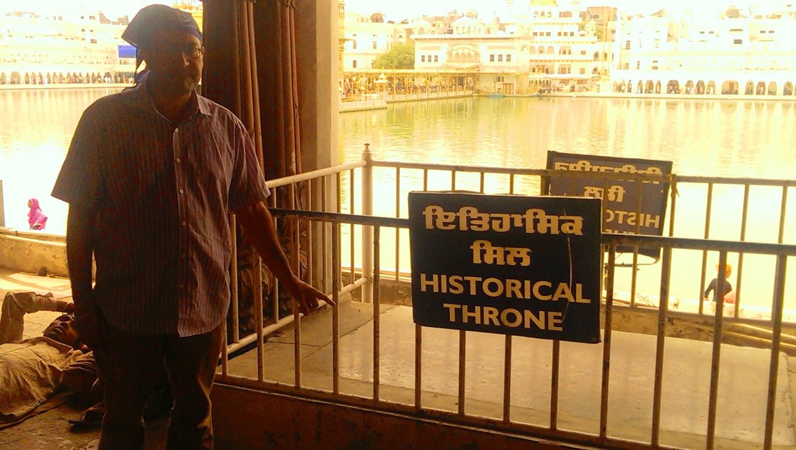 SMI lecture: Jassa Singh Ramgharia was a 'lion in battle'