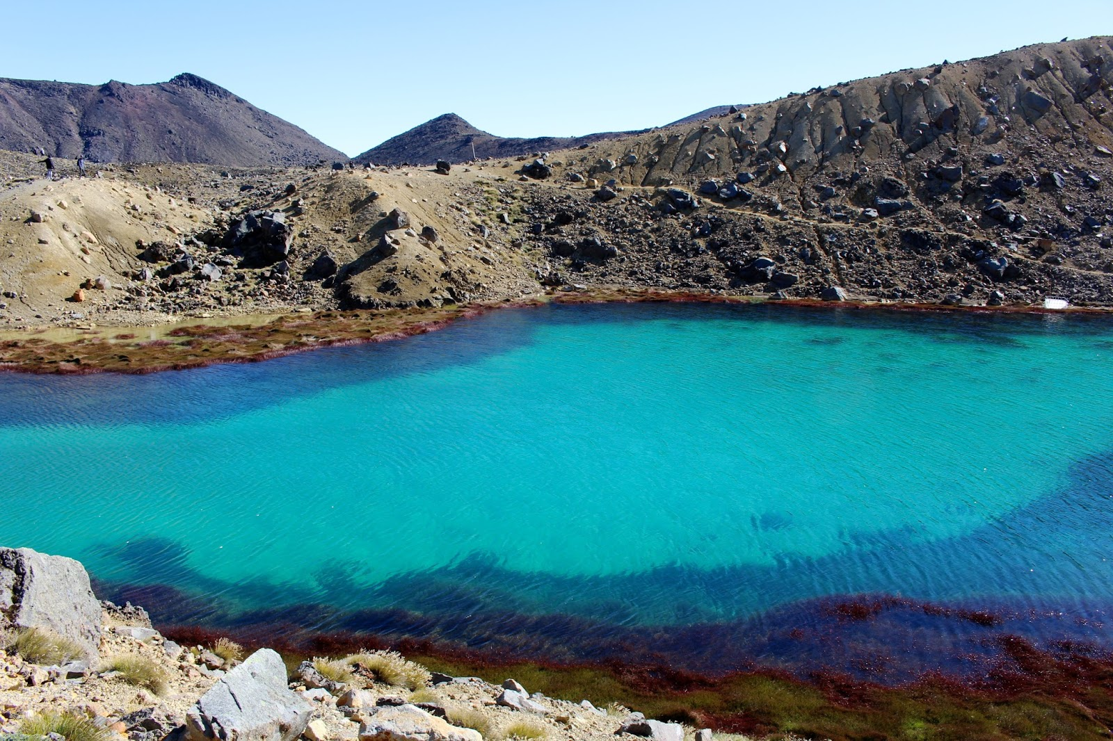 New Zealand's best hikes | Tongariro Alpine Crossing