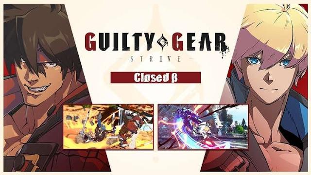 Review de la beta cerrada de Guilty Gear-Strive-.
