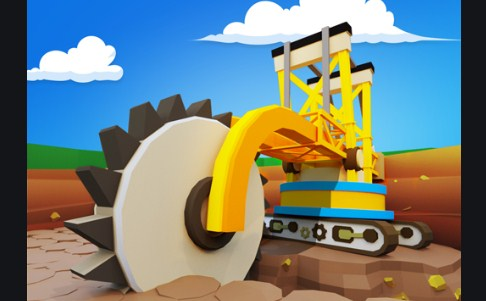 Mining Inc. Apk+Data Free on Android Game Download