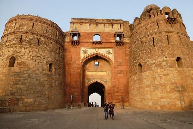 Purana Qila, Best Places to Visit in Delhi
