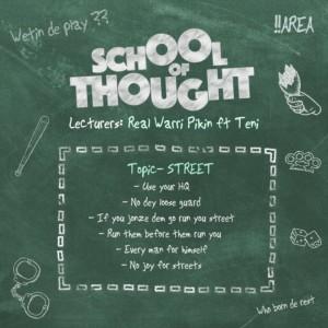 [Mp3] Teni x Real Warri Pikin – School Of Thought