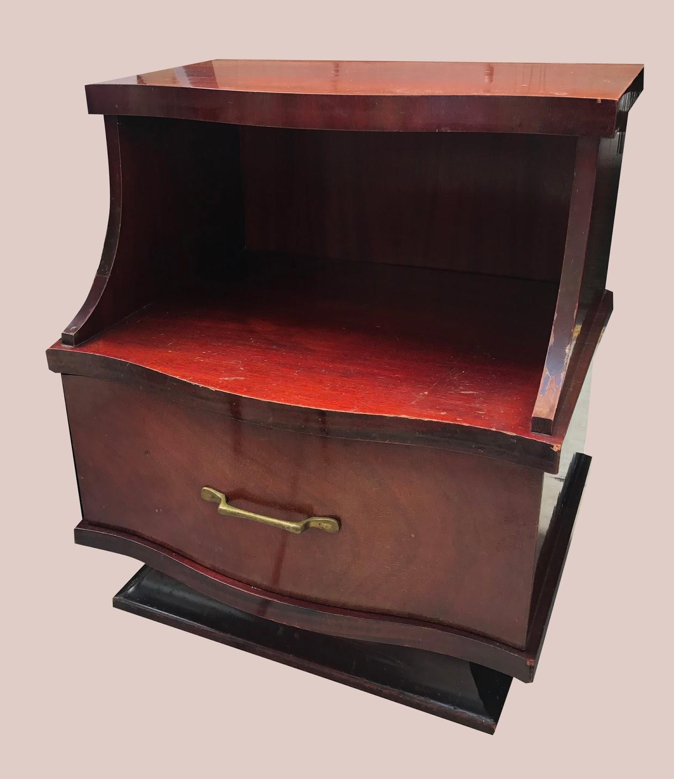 Uhuru Furniture & Collectibles: 1950s 5 Piece Bedroom Set