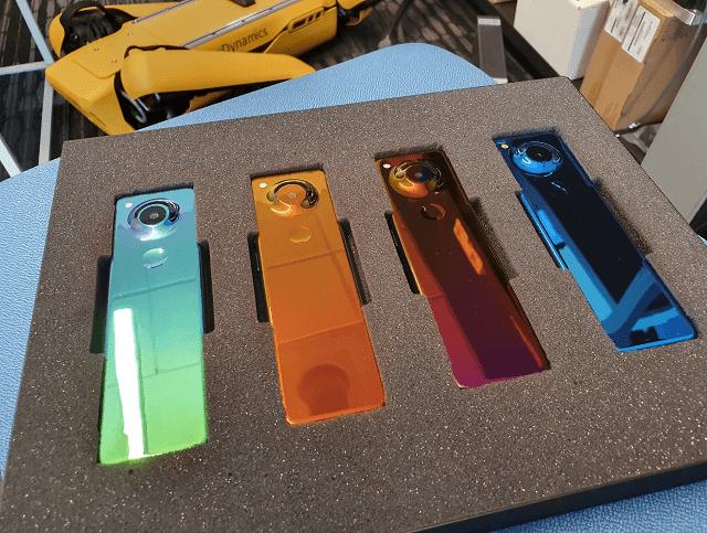 هل سوف تستطيع أسنيشال كسر النمطية في تصميم الهواتف الذكية؟