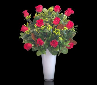 Long Stem Red Roses For Valentine's Day Boston
