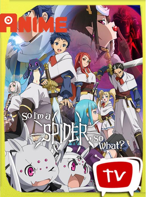 Kumo Desu ga, Nani ka? (So I'm a Spider, So What?) (2021) [01/??] WEB-DL [720p] Latino [GoogleDrive] Alexander