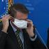 Bolsonaro quer acabar obrigatoriedade do uso de máscaras no Brasil