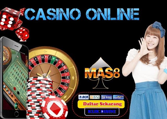 judi baccarat casino online