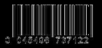 Código de barras em png
