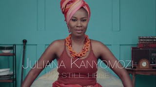 Juliana Kanyomozi -  I'M STILL HERE