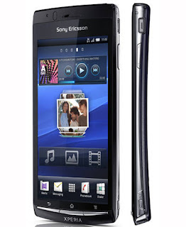 DOWNLOAD SONY XPERIA ARC LT15i STOCK FIRMWARE