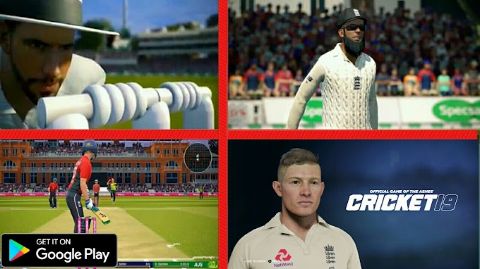 Mod Of Don Bradman Cricket 17 For Android !!