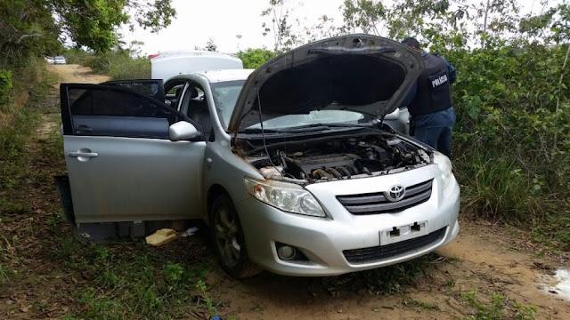 Polícia recupera veículos em Santa Luzia do Itanhy