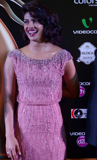 Priyanka Chopra at iifa award function