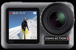 Osmo Action - Camara Digital Deportiva 4K