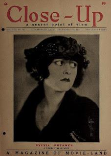 Sylvia Breamer Magazine