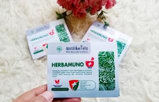 Siap aktifitas tanpa cemas bersama herbamuno herbal immunomodulator