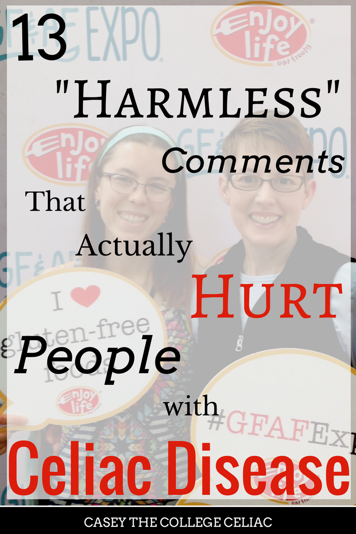 """13 """"Harmless"""" Comments That Actually Hurt People With ..."""