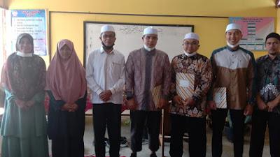 Bertekad Wujudkan Generasi Berkualitas, Yayasan Wakaf Cahaya Qur'an Lakukan Pergantian Pengurus